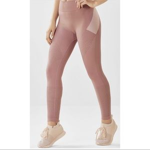 Fabletics Seamless High-Waisted Statement Legging